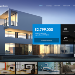 Real Estate Builder Website