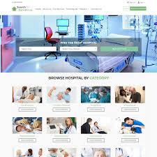 Brand Hospital Website