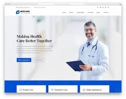 Doctor's Website