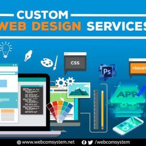 Custom Static Website (Best Informational website)