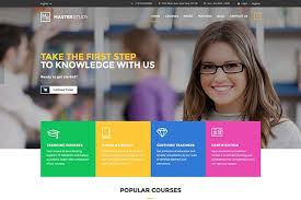 LMS Website for Brand Coaching Institutes