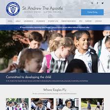 Brand School Website